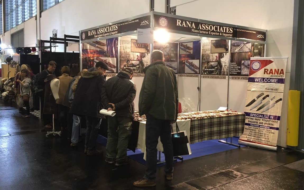 Rana Associates  Manufacturer Exporter&Importer of Damascus Steel